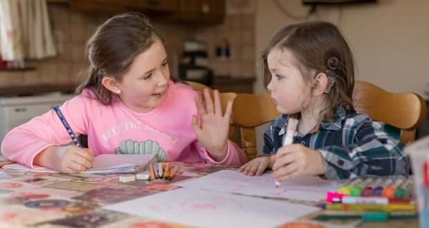 learning for hearing impaired children