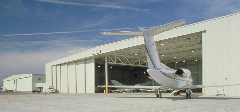 aircraft hangar builders