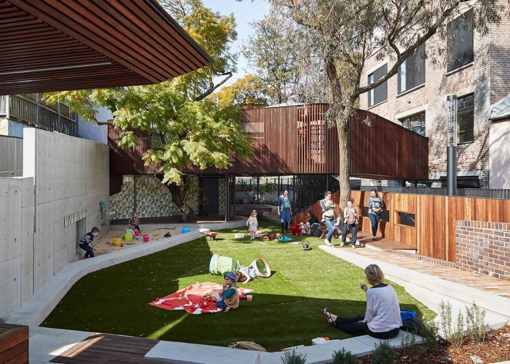 early learning centre Sydney